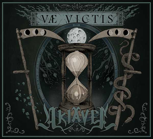 Cover of Væ Victis from Akiavel