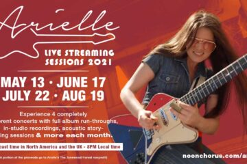 Arielle live stream poster