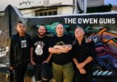 Photo of Australian Punk band The Owen Guns