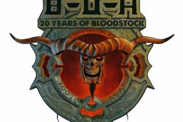 Bloodstock Festival 2021 logo