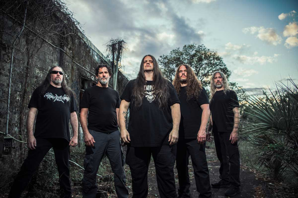 Photo of Death Metal Band Cannibal Corpse
