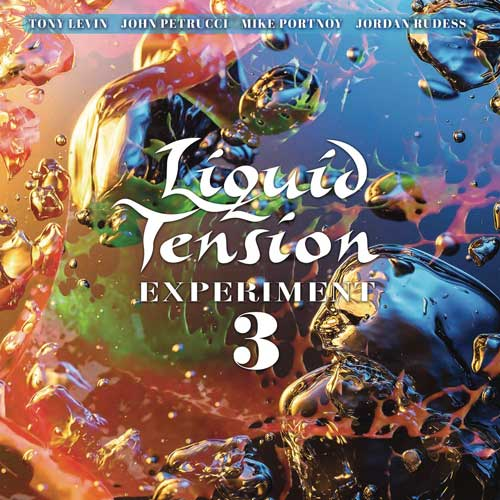 Cover of LTE3 from Liquid Tension Experiment