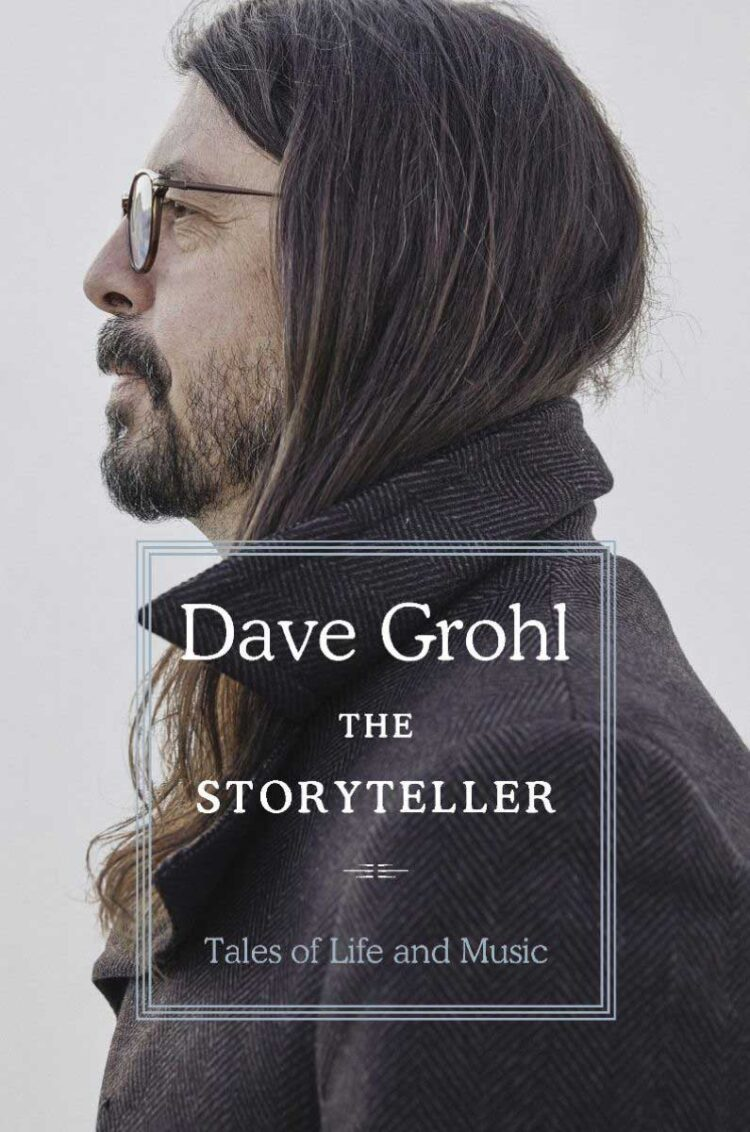 Cover of Thee Storyteller by Dave Grohl
