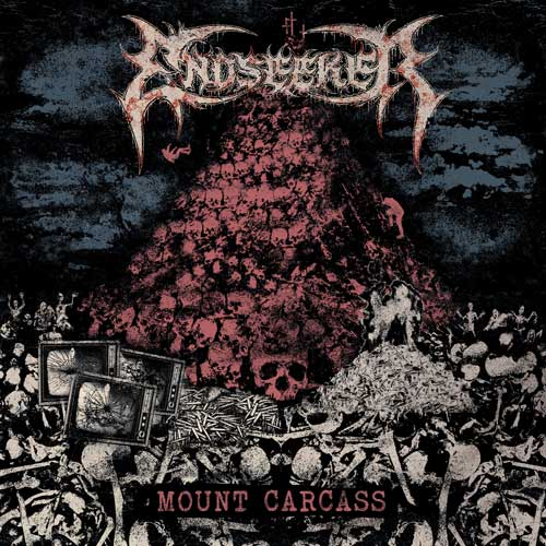 Cover of Mount Carcass from Endseeker