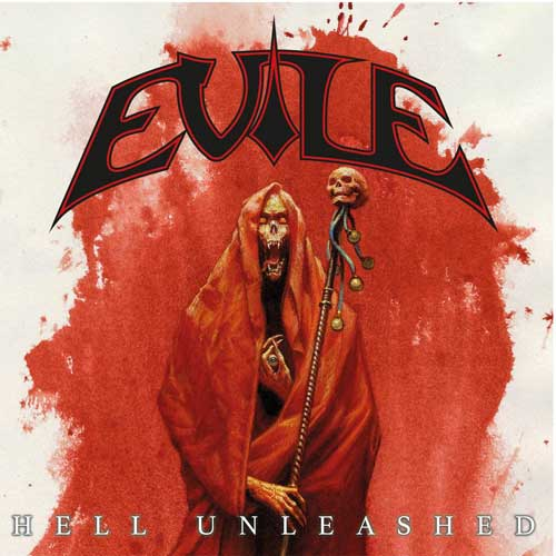 Cover of Hell Unleashed from Evile
