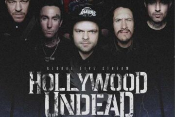 Poster for Hollywood Undead, Undead Unhinged