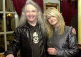 Jim Steinmann and Bonnie Tyler