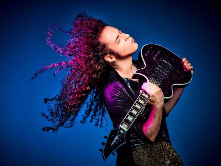 Photo of former Megadeth guitarist Marty Friedman