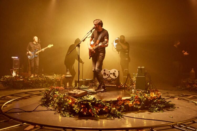The Pineapple Thief, live show