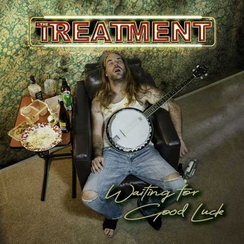 Cover of Waiting For Good Luck, from The Treatment