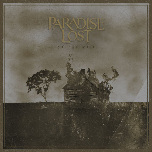 Cover of Paradise Lost album Live At The Mill
