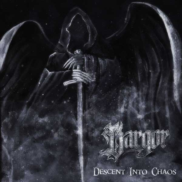 Cover of Descent Into Chaos from Dargor