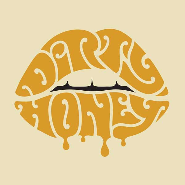 Cover of debut album Dirty Honey from Dirty Honey
