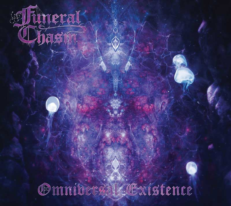 Cover of Omniversal Existence from Funeral Chasm
