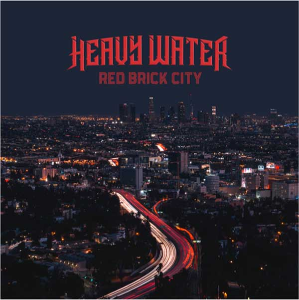 Cover of Red Brick City, from Heavy Water