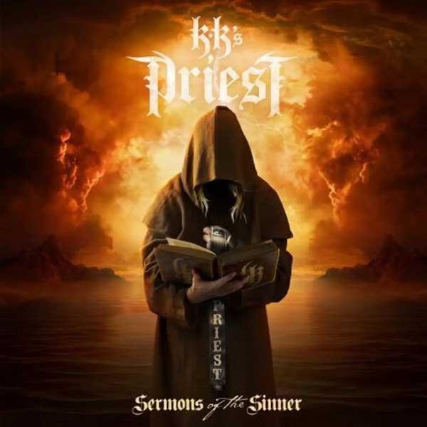 Cover of Sermons of the Sinner, from KK's Priest