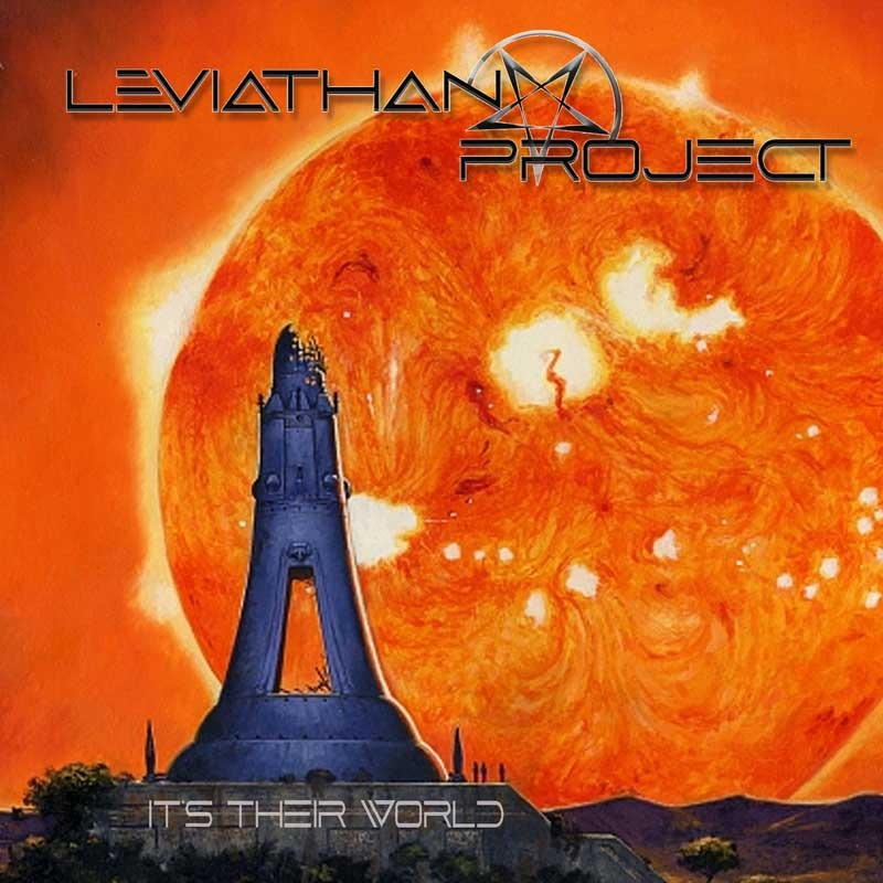 Cover of It's Their World by Leviathan Project