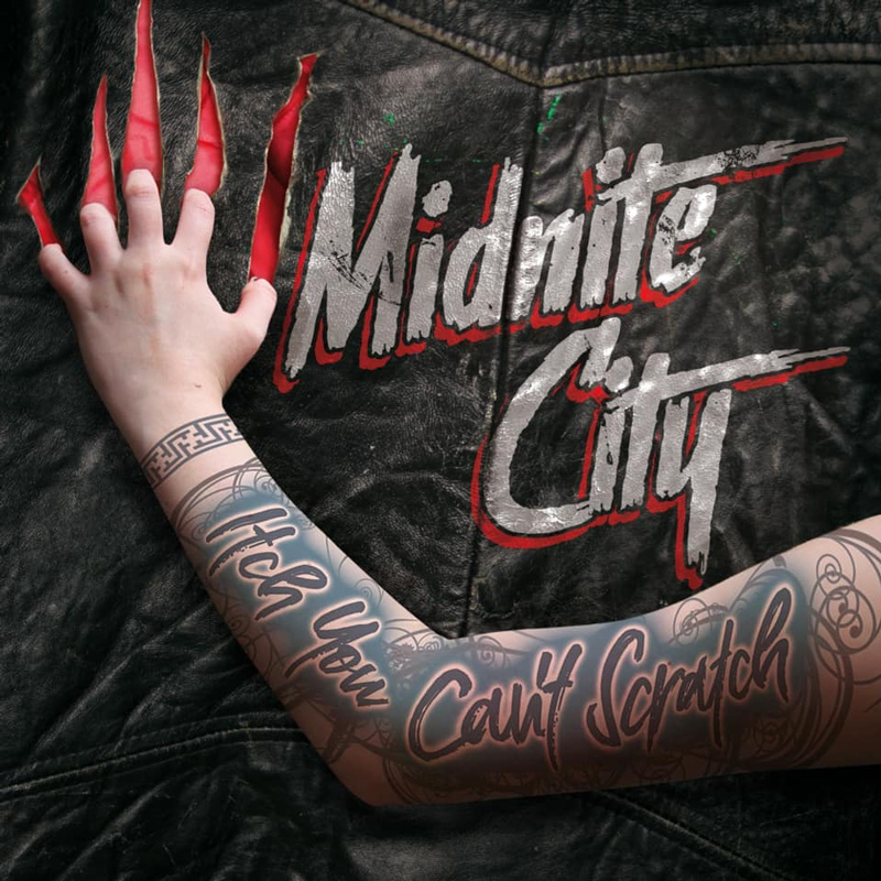 Cover of Itch You Can't Scratch by Midnite City