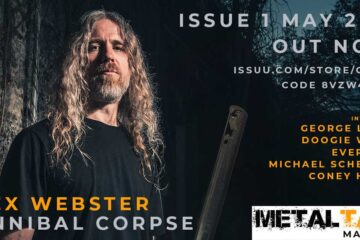 MetalTalk magazine issue 1 May 2021