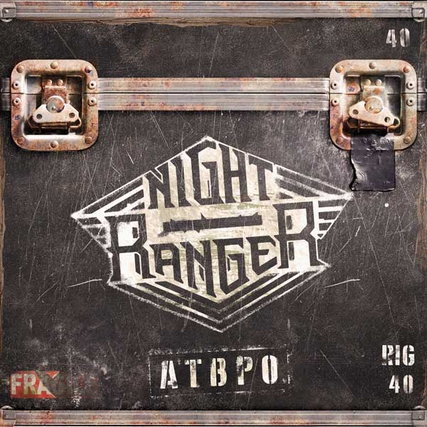 Cover of ATBPO by Night Ranger