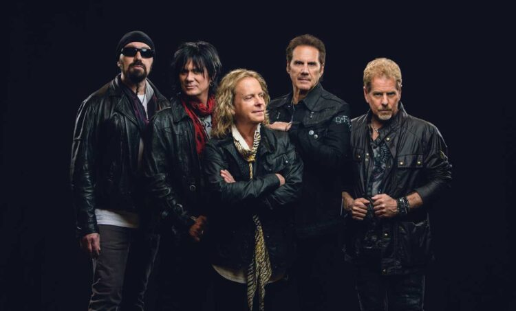 Photo of the band Night Ranger