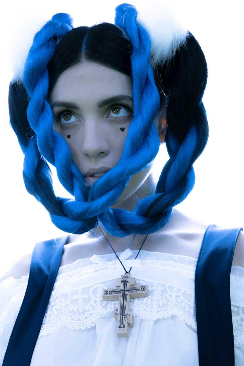 Photo of Nadya Tolokonnikova from Pussy Riot