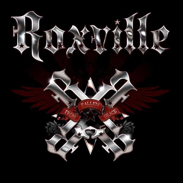 Roxville - Fallen From Grace album cover
