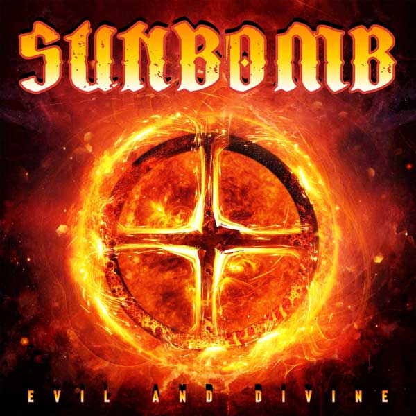 Cover of Evil and Divine from Sunbomb