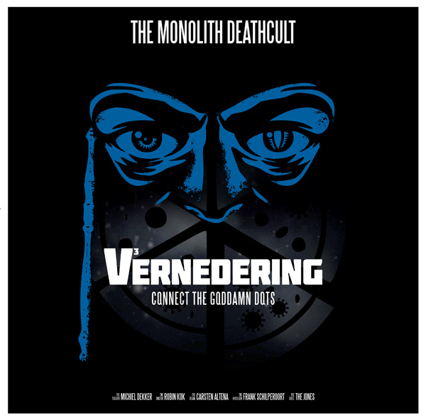 Album cover of V3 - Vernedering, from The Monolith Deathcult