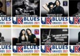 2021 UKBlues Awards winners