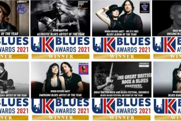 2021 UKBlues Awards winners