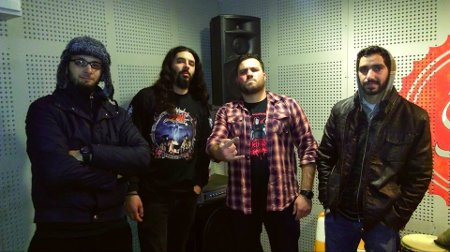 Exile, Jordan's Old School Thrash Band