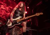 Steve Harris, British Lion and Iron Maiden