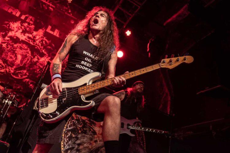 Steve Harris, British Lion and Iron Maiden