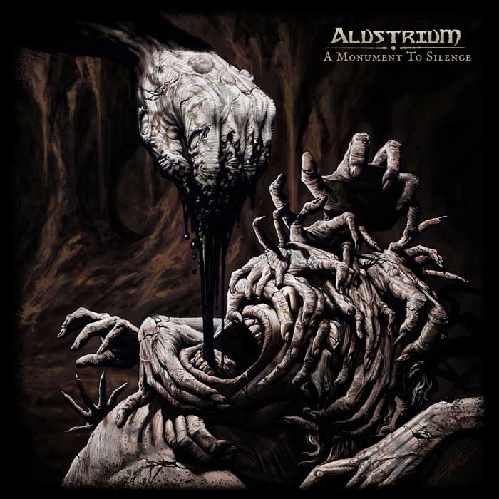 Cover of A Monument To Silence, from Alustrium