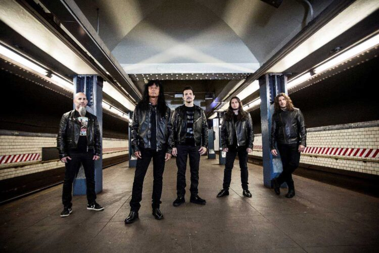 Photo of the band Anthrax