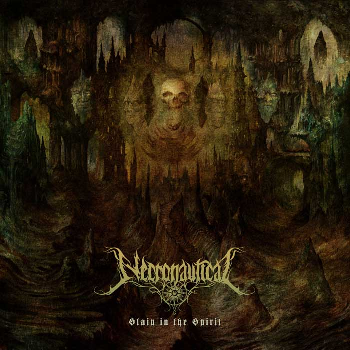Cover of Slain In The Spirit from Necronautical