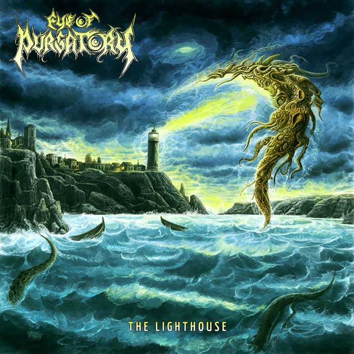 Cover of The Lighthouse, from Photo of Swedens Eye Of Purgatory