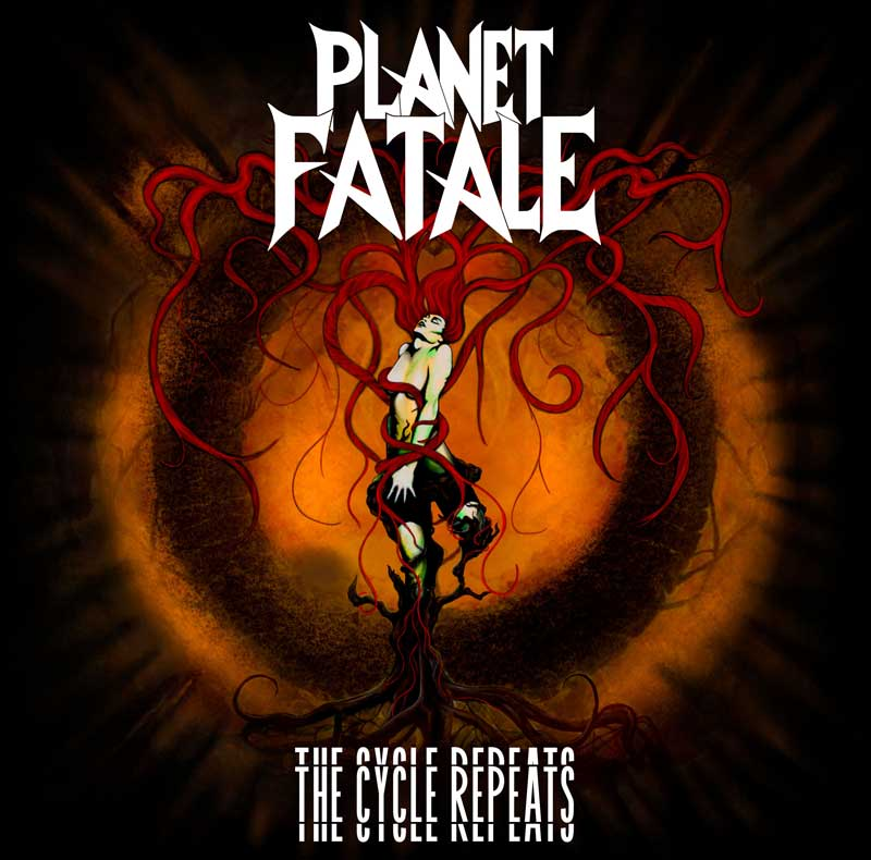 Cover of The Cycle Repeats by Planet Fatale