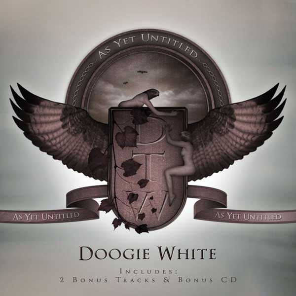 Cover of Doogie White, As Yet Untiltled