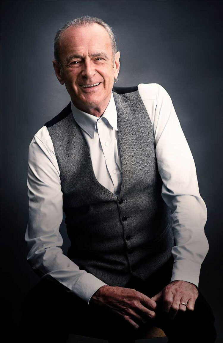 Photo of Francis Rossi