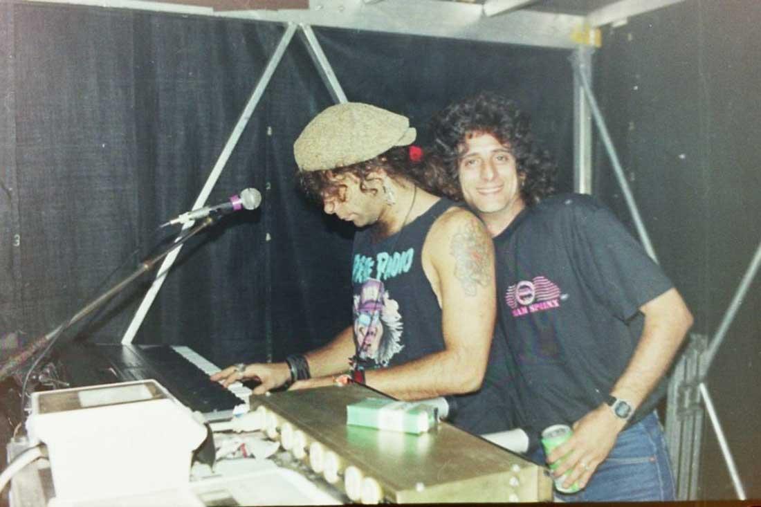 Kiss keyboardist Gary Corbett needs our help