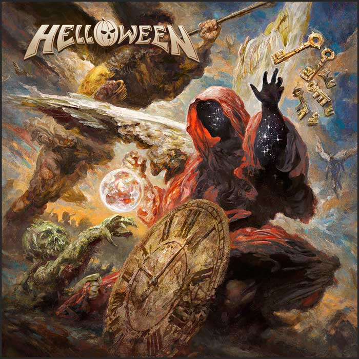 Album cover for Helloween, by Helloween