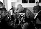 Photo of punk band Human Failure