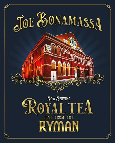 Royal Tea live album cover