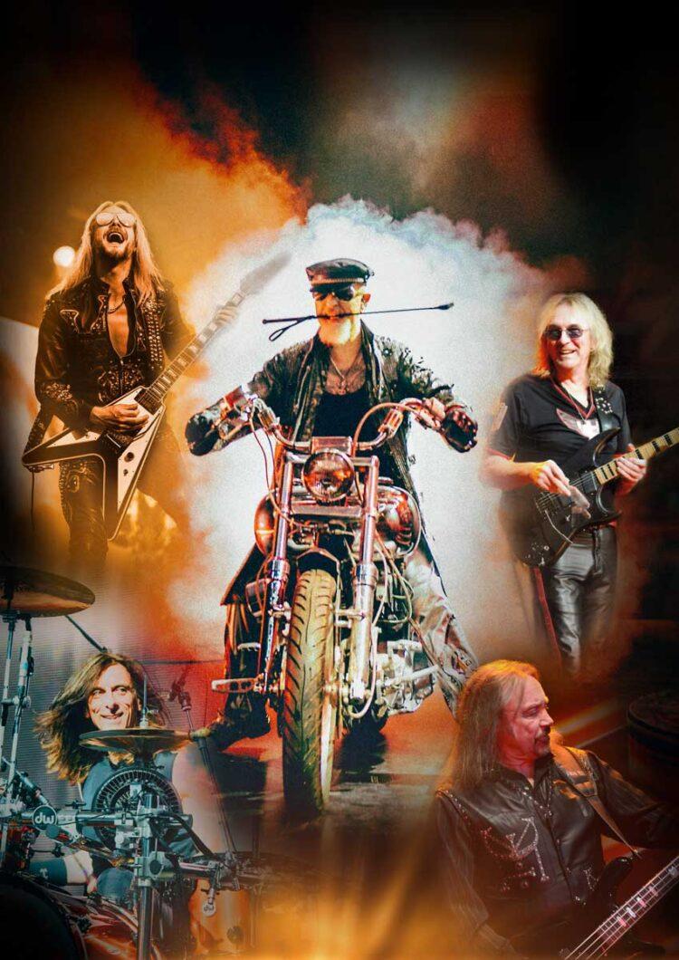 Judas Priest have announced the 2021 USA Tour