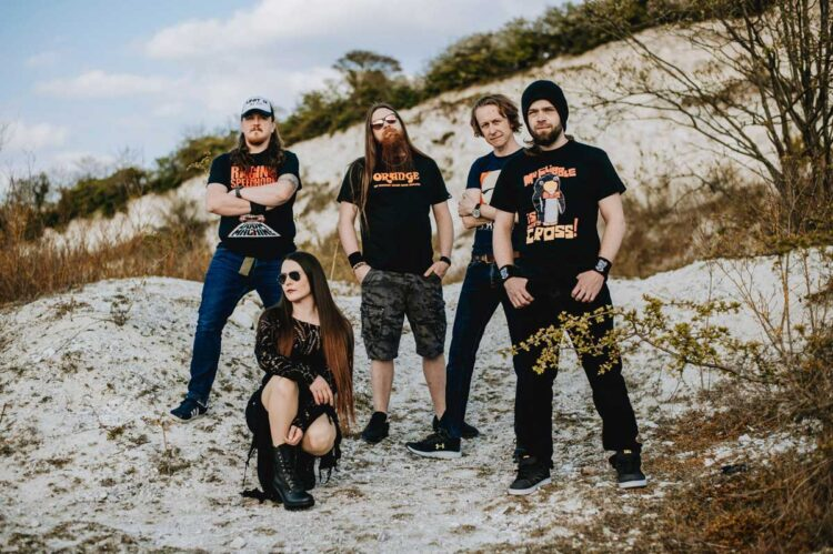 Planet Fatale, who will release their album The Cycle Repeats in September