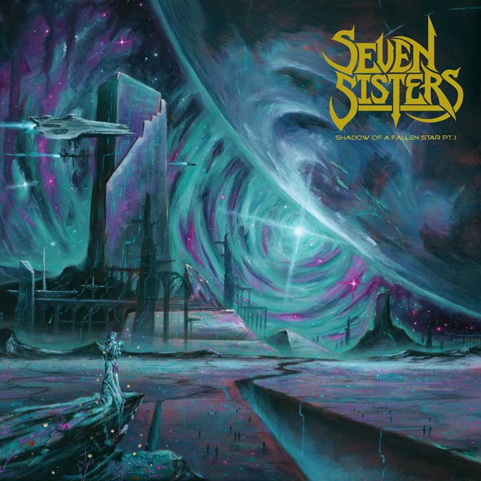 Cover of Shadow Of A Fallen Star Part 1 from Seven Sisters