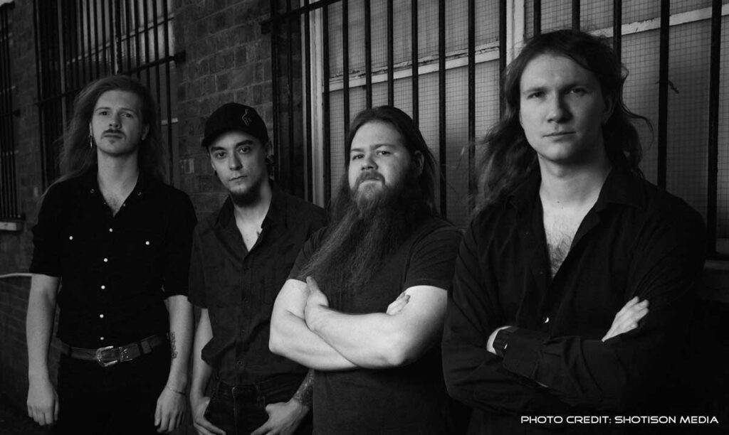 Photo of the band Seven Sisters
