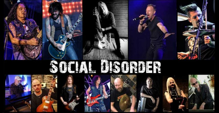 Social Disorder, who have released Lover 2 Be Hated